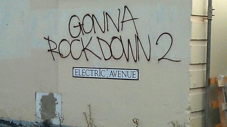 british grafiti